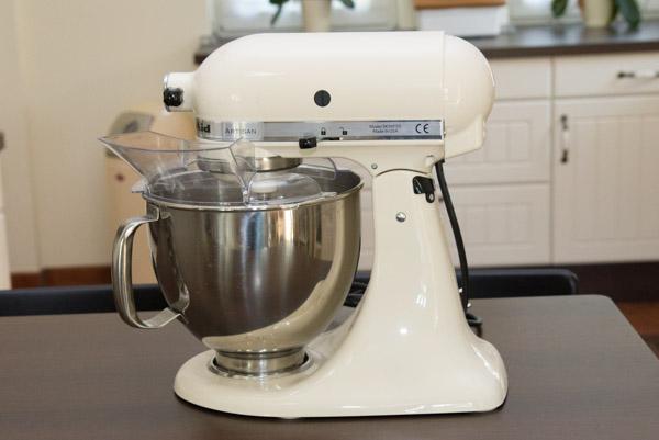 KitchenAid Artisan - Unsere Erfahrungen, Vor- und Nachteile