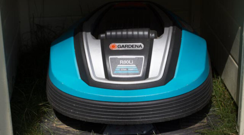 Mähroboter – Test, Vor- und Nachteile Gardena Mähroboter R80Li / R70li