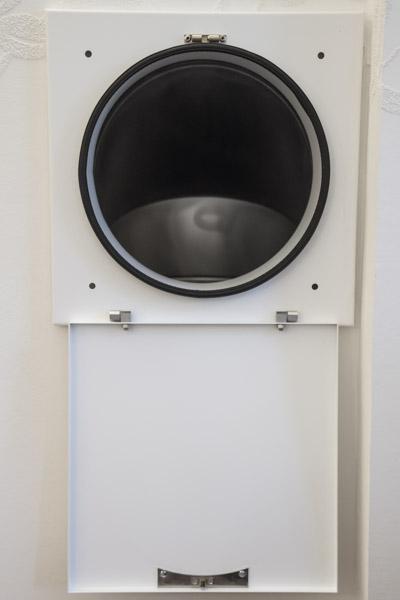 Wäscheschacht Klappe wäscheabwurfschacht bzw wäscheschacht vorteile und nachteile